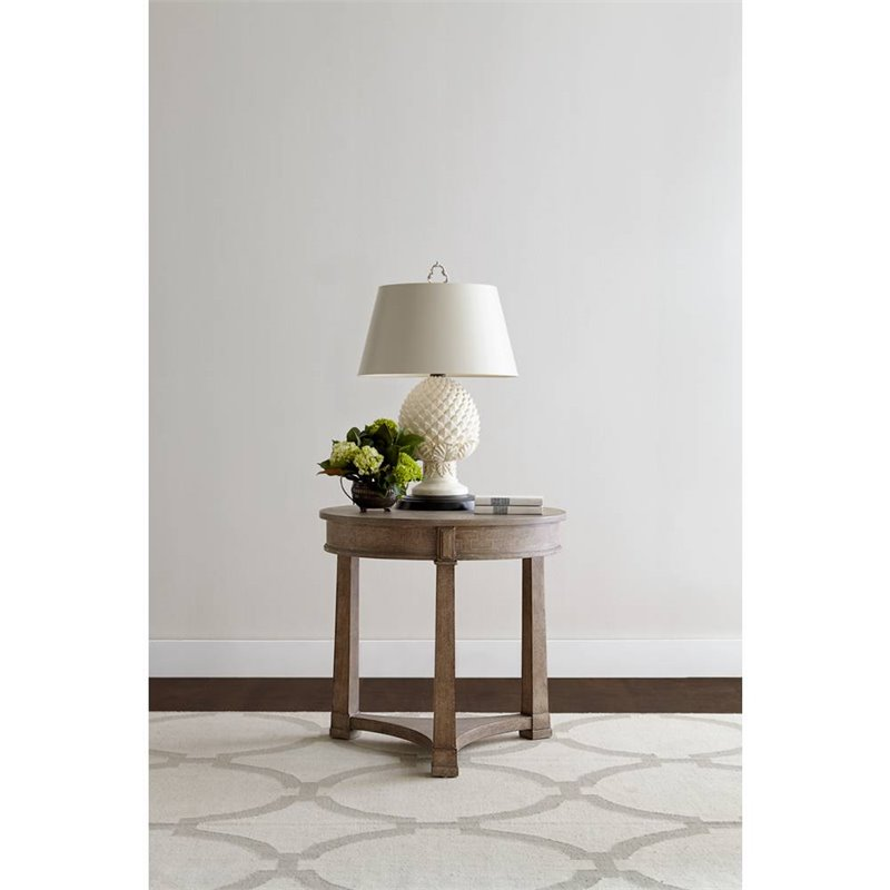 Wethersfield Estate Lamp Table Brimfield Oak By Stanley Furniture 518 15 14 Gladhill Furniture Mattresses