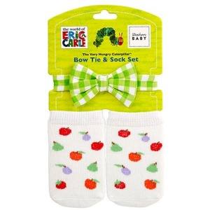 The Very Hungry Caterpillar™ Bowtie & Sock Set