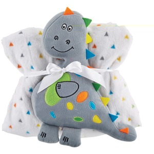 Dinosaur Blanket Toy Set
