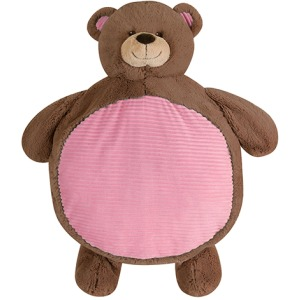 Pink Bear Playmat