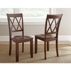 Aida Side Chair, Brown