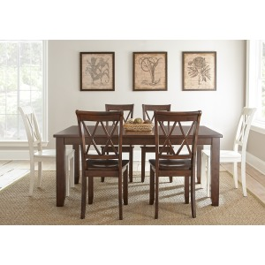 Aida Table, Brown