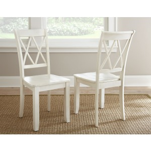 Aida Side Chair, Vanilla