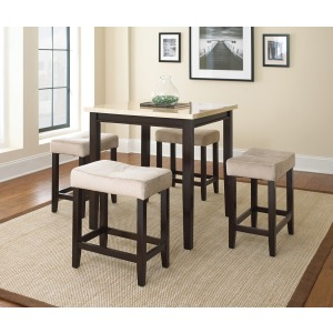 Aberdeen 5 Pc Counter Set