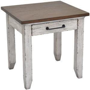 Bear Creek End Table