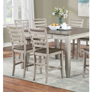 Abacus 5 PC Counter Height Dining Set