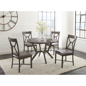 Alamo Round Dining Table