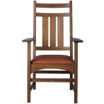 Harvey Ellis Arm Chair, no Inlay