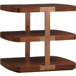 Brower Tiered End Table