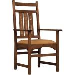 Harvey Ellis Arm Chair, with Inlay
