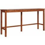 Sofa Table - Wood Top