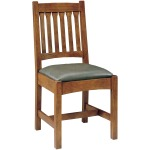 Cottage Side Chair - Oak