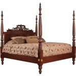 St. Croix Poster Bed, King, Crest