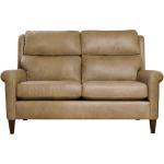 "Woodlands 61"" Sock Arm Loveseat - Upholstered"