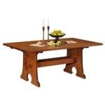 Keyhole Trestle Table