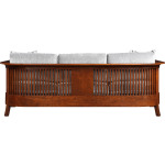 Park Slope Sofa - Cherry