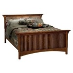 Spindle Bed Queen - HB