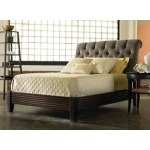 Traditional Collection LEOPOLD'S TUFTED BED - QUEEN