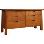 Park Slope Dresser - Oak