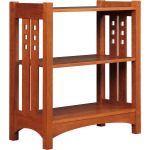 Highlands Low Etagere - Cherry
