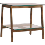 Waldron End Table - Metal