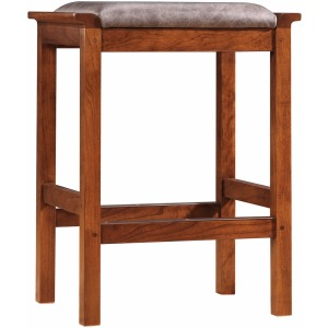 Bar Stool - Oak