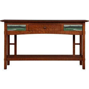2019 Collector Edition Console Table - Oak