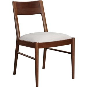 Walnut Grove Side Chair - Crypton Fabric