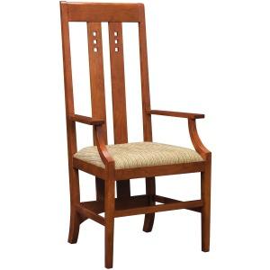 Mackintosh Arm Chair - Oak