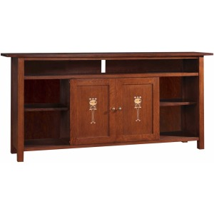 Harvey Ellis Entertainment Console