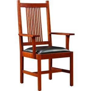 Arm Chair -Cherry