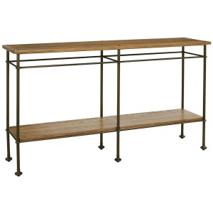 St. Lawrence Metal Console Table