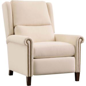 Woodlands Small Roll Arm Recliner