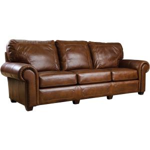 """Santa Fe 100"""" Sofa - Leather"""