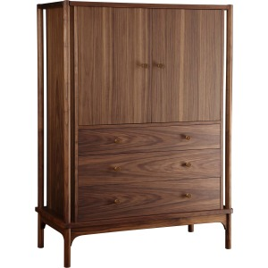 Walnut Grove Gentleman's Chest