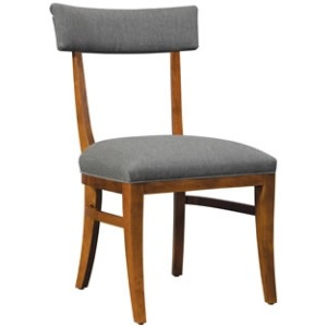 Uph Back Fleming Side Chair