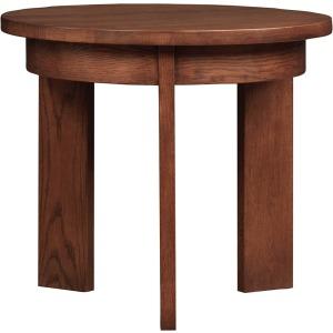 Modern Loft Round End Table