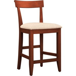 Fleming Counter Stool - Oak