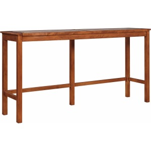Sofa Table - Wood Top