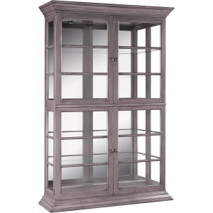 Display Cabinet - Mirror Back
