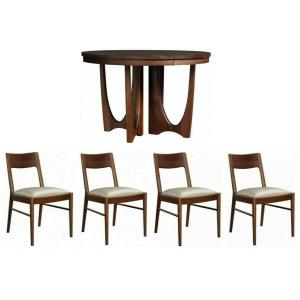 Walnut Grove 5 PC Dining Set