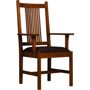 Arm Chair -Oak