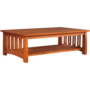 Highlands Cocktail Table - Cherry