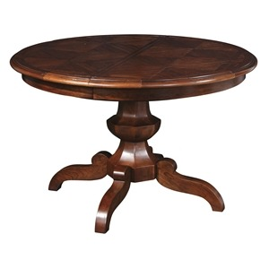 Grooved Top Glenora Table 48 (Round)