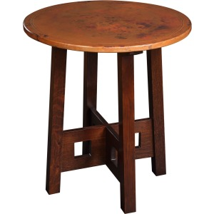 2020 Collector Edition Coppertop Side Table