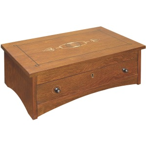 Harvey Ellis Jewelry Box