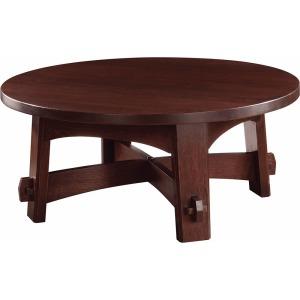Commemorative Coffee Table - Swivel Wood Top