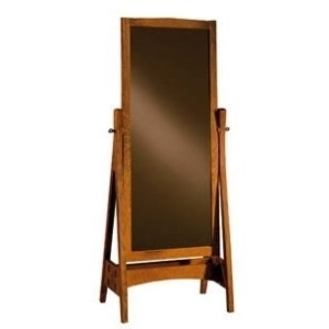 Cheval Mirror - Cherry