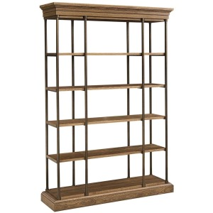 St. Lawrence Metal Bookcase
