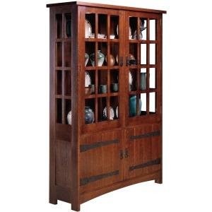 China Cabinet - Oak
